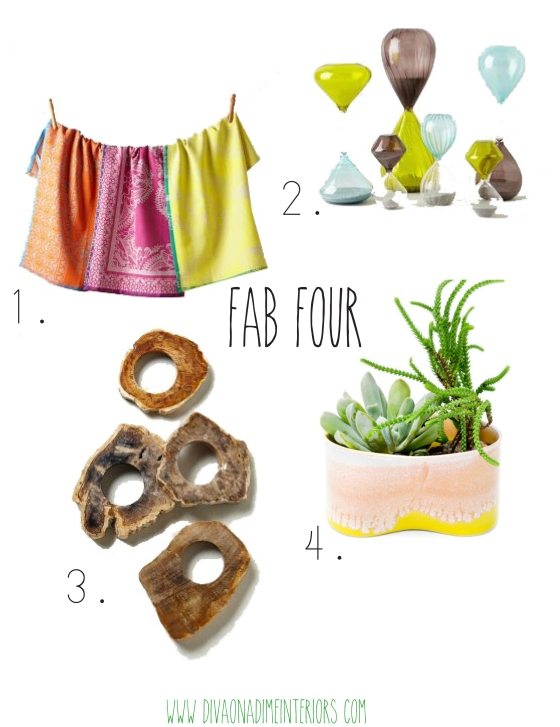 fab four diva on a dime interiors