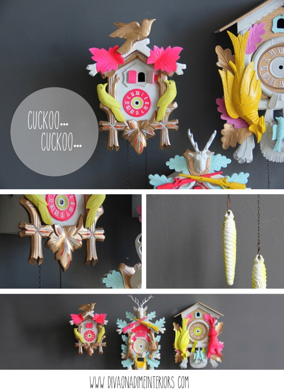 cuckoo clocks diva on a dime interiors