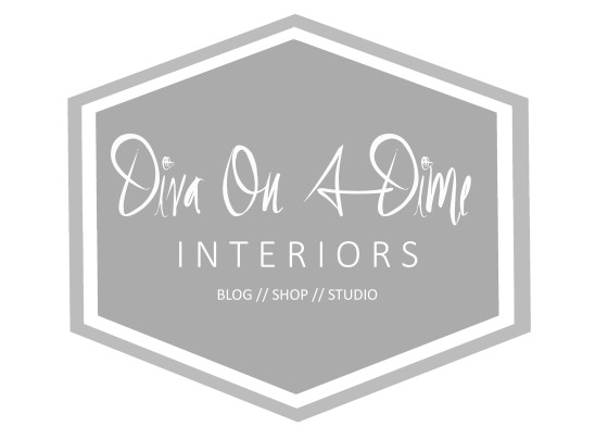 Diva On A Dime Interiors Logo 1